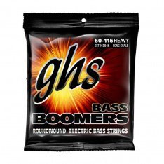 Струни GHS Heavy Gauge Bass Boomers H3045