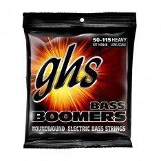 Струни для бас гітари GHS Heavy Gauge Bass Boomers H3045