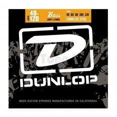 Струни для бас-гітари Dunlop DBS40120T Stainless Steel