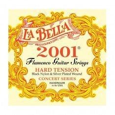 Струни для класичної гітари La Bella 2001 FLA-HARD