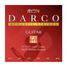 Струни для акустичної гітари Martin D5100