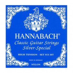 Струни для класичної гітари Hannabach 815HT