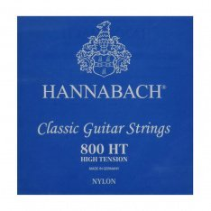 Струни для класичної гітари Hannabach 800HT
