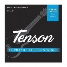 Струни для укулеле Tenson Black Nylon .022 - .032
