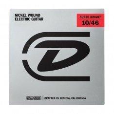 Струни для електрогітари Dunlop DESBN1046 Super Bright