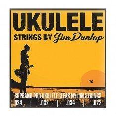 Струни для укулеле Dunlop DUY301 Soprano Pro