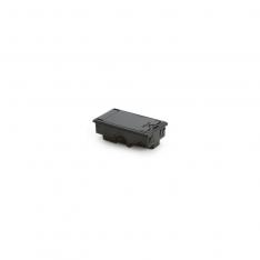 Відсік для батарейки Dunlop Battery Box ECB244BK Black