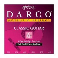 Струни для класичної гітари Martin Darco Classis Nylon D30НВ