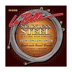 Струни для бас-гітари La Bella M40B