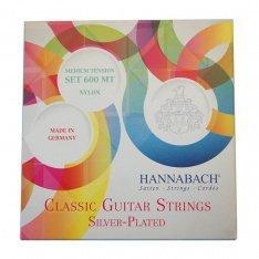 Струни для класичної гітари Hannabach 600MT