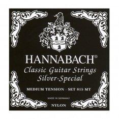 Струни для класичної гітари Hannabach 815MT