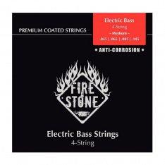 Струни для бас-гітари Fire&Stone Nickel Alloy