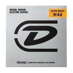 Струни для електрогітари Dunlop DESBN0942 Super Bright
