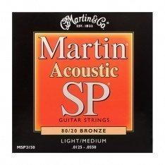 Струни для акустичної гітари Martin MSP3150