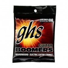 Струни GHS Boomers Ultra Light GBUL (.08 - .38)
