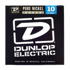 Струни для гітари Dunlop DEK1052 Pure Nickel