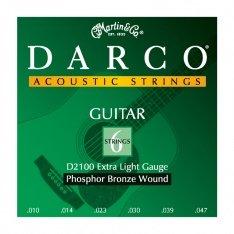 Струни для акустичної гітари Martin D2100