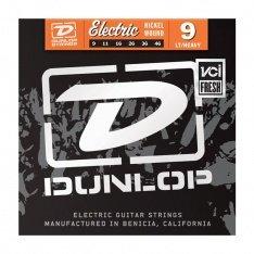 Cтруни для єлектрогітари Dunlop DEN0946 Nickel Plated Steel Light/Heavy
