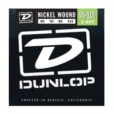 Струни для бас-гітари Dunlop DBN55115 Nickel Plated Steel