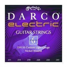 Струни для електрогітари Martin D9150