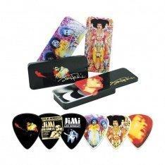 Набір медіаторів Dunlop JH-PT24 Jimi Hendrix Collector Series Cabinet