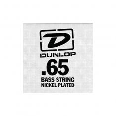 Струна для бас-гітари Dunlop Heavy Core Nickel Plated .065