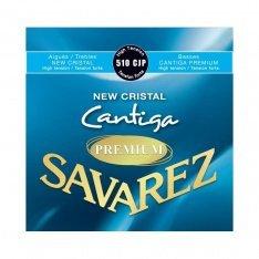Струни для класичної гітари Savarez 510CJP New Cristal Cantiga High Tension