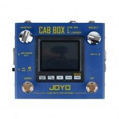 Педаль ефектів JOYO R-08 Cab Sim / IR Loader