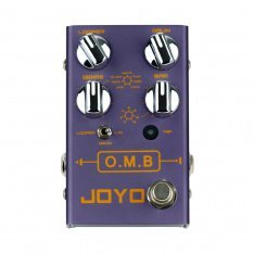 Педаль ефектів JOYO R-06 O.M.B Looper / Drum Machine