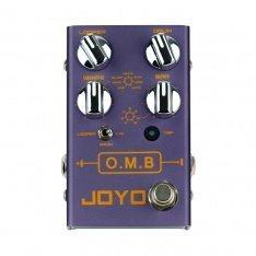 Педаль ефектів JOYO R-06 O.M.B Looper / Drum Machine