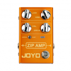 Педаль ефектів JOYO R-04 Zip Amp Compression / Overdrive