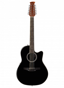 Електроакустична гітара Ovation Applause Standard AB2412II-5 Black