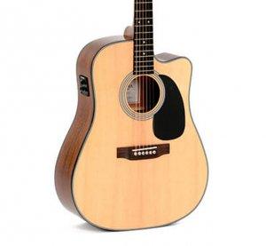 Електроакустична гітара Sigma DMC-1STE+