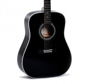 Акустична гітара Sigma DM-1ST-BK
