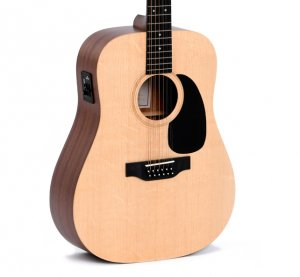 Електроакустична гітара Sigma DM12E