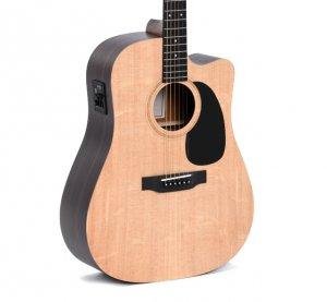 Електроакустична гітара Sigma DTCE