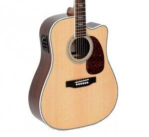 Акустична гітара Sigma DRC-41E