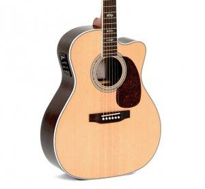 Акустична гітара Sigma JRC-40E