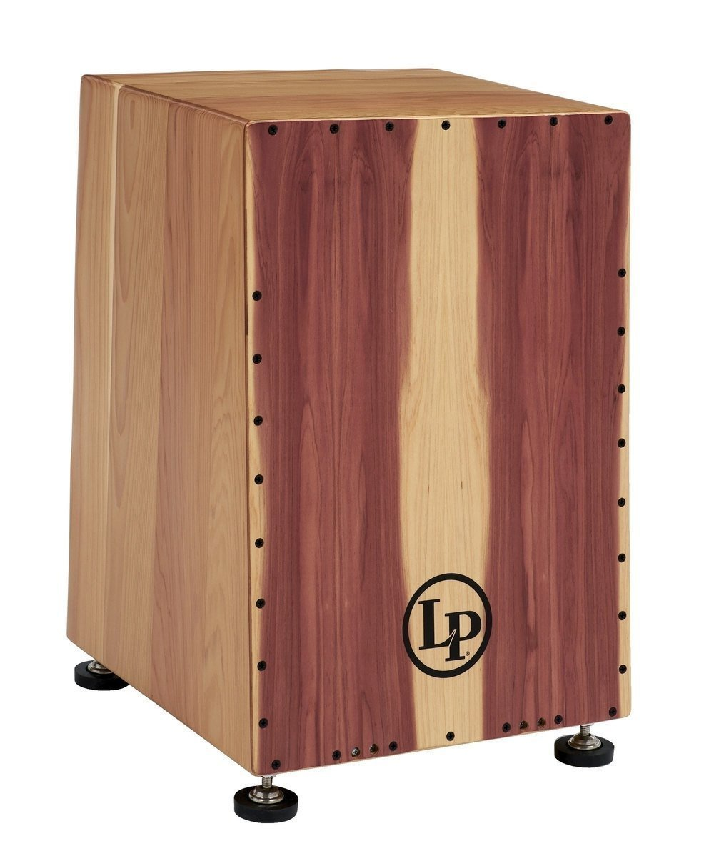 Кахон Latin Percussion LP1447 Americana Solid Cedar Angled