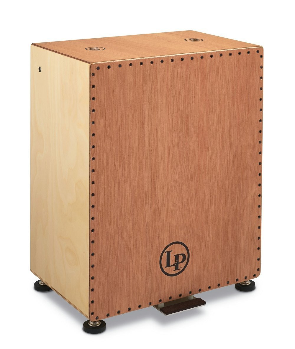 Кахон Latin Percussion LP1456 Woodshop 6-zone Box Kit