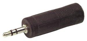 Перехідник GEWA 191.601 Adapter Stereo Jack 6.3 - Stereo Jack 3.5 mm