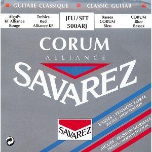 Струни для класичної гітари SAVAREZ 500ARJ