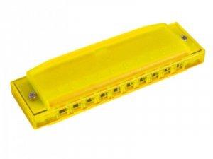 Губна гармошка Hohner M5151 (жовта)
