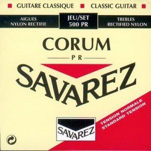 Струни для класичної гітари SAVAREZ 500PR