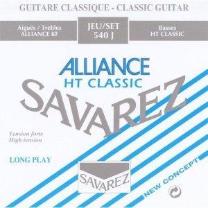 Струни для класичної гітари SAVAREZ 540J