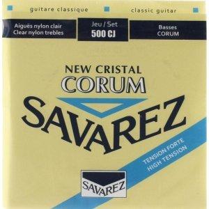 Струни для класичної гітари SAVAREZ 500CJ