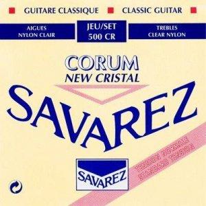 Струни для класичної гітари SAVAREZ 500CR