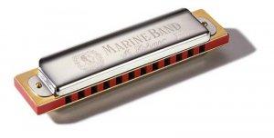 Губна гармошка Hohner M364017 C Marine Band 364/24