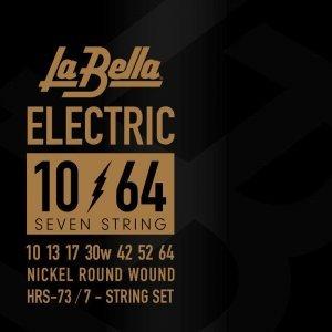 Струни для електрогітари La Bella HRS-73 10-64