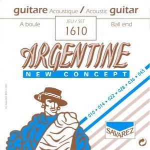 Струни SAVAREZ Argentine 1610 MF jazz guitar